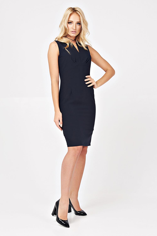 Модели платьев футляров на новый год фото слишком удачным